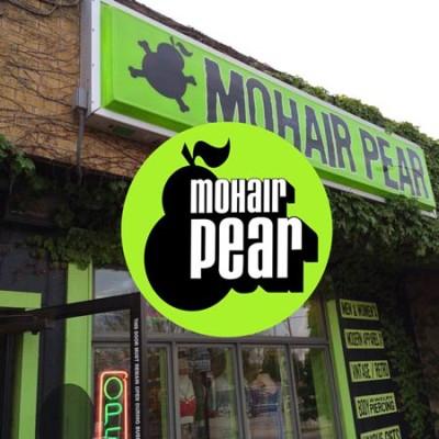 Mohair Pear