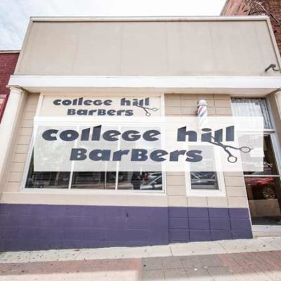 College Hill Barbers