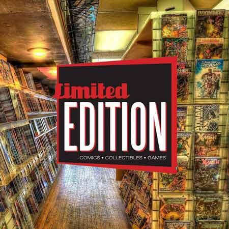 limited edition comics cedar falls